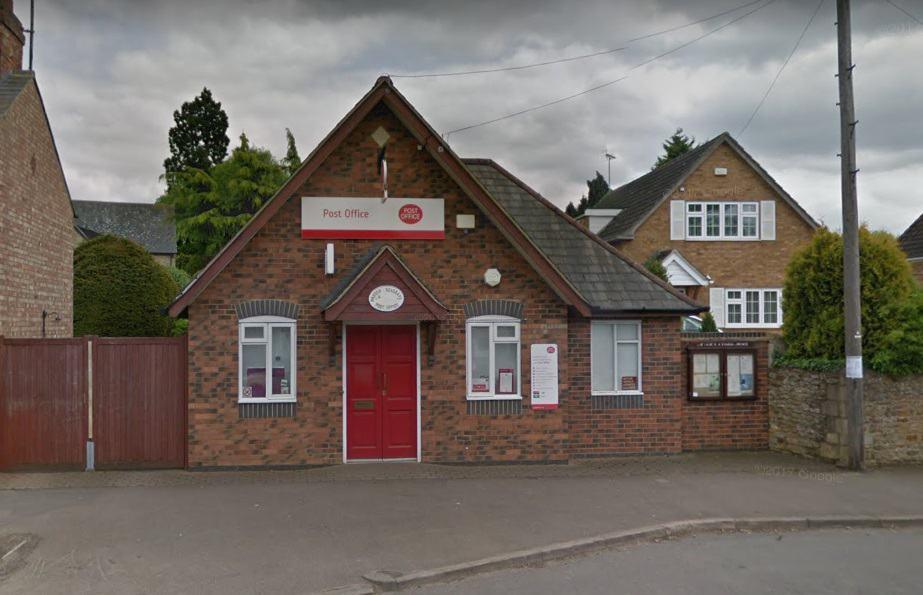 Barton Seagrave Post Office