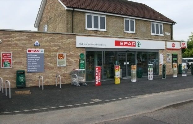 Warboys Post Office
