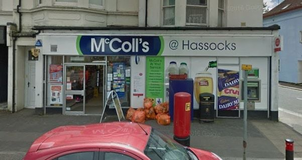 Hassocks Post Office