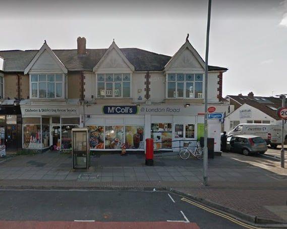 London Road Post Office