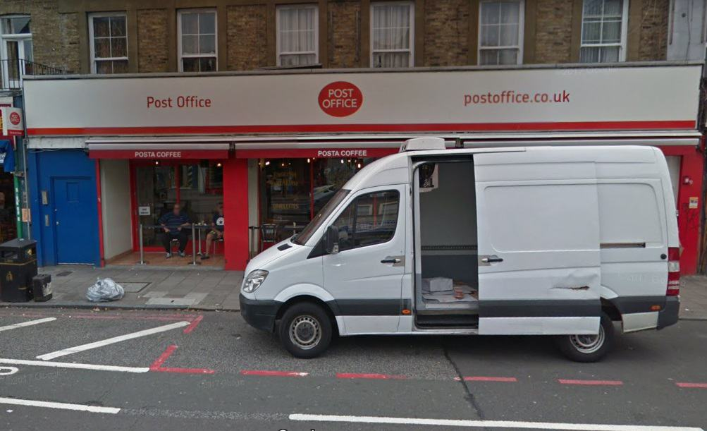 Holloway Post Office