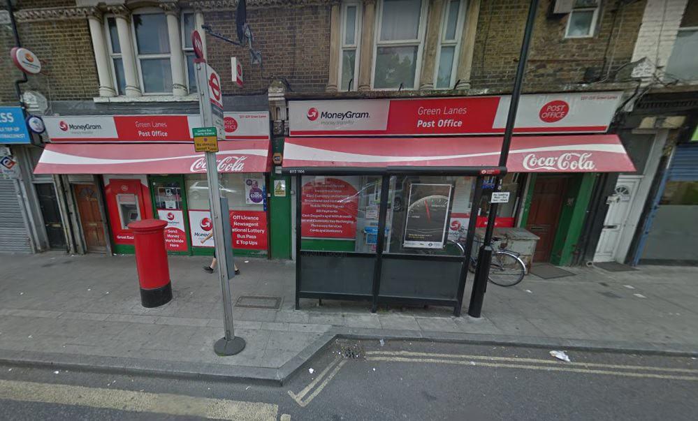 Green Lanes (137) Post Office