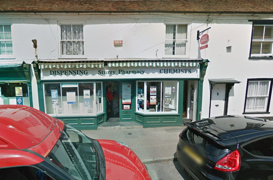 Sturry Post Office