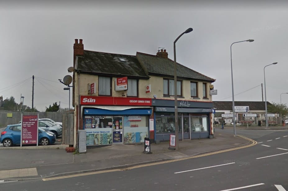 Park Crescent Post Office