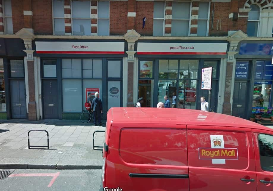 Islington Post Office