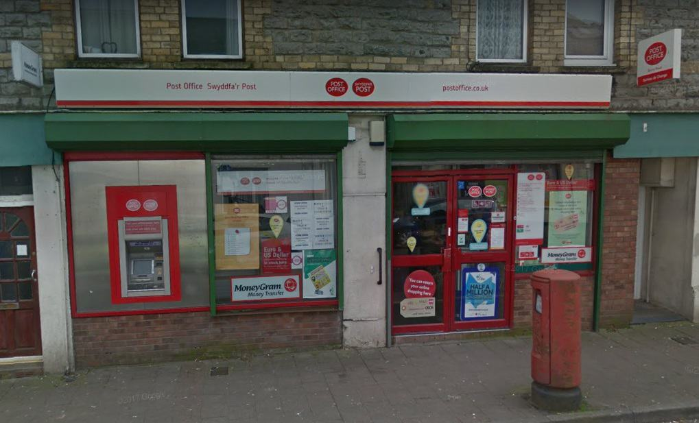 Barry Road Post Office