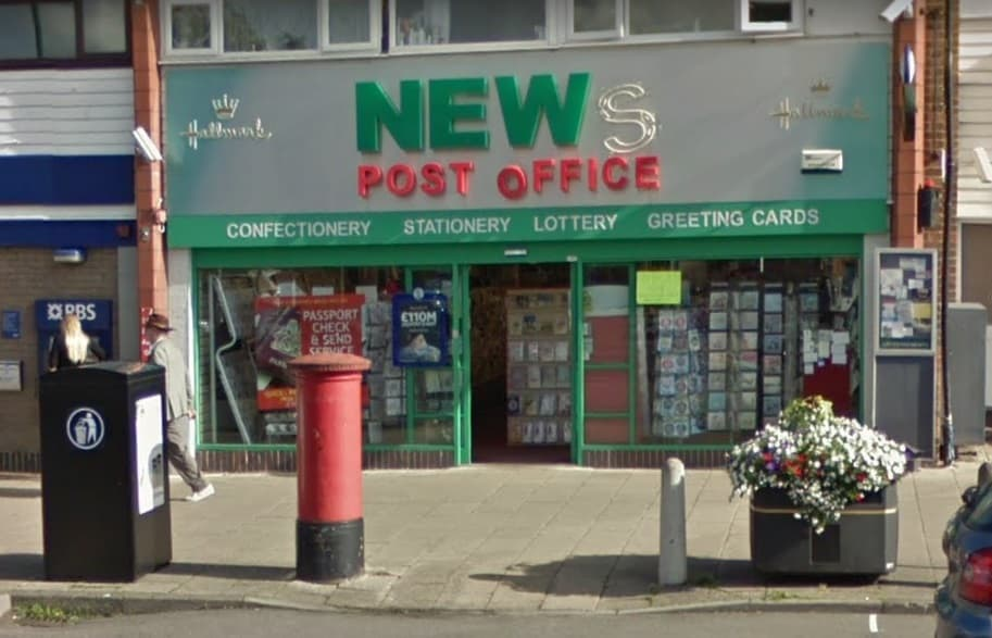 Bramcote Lane Post Office