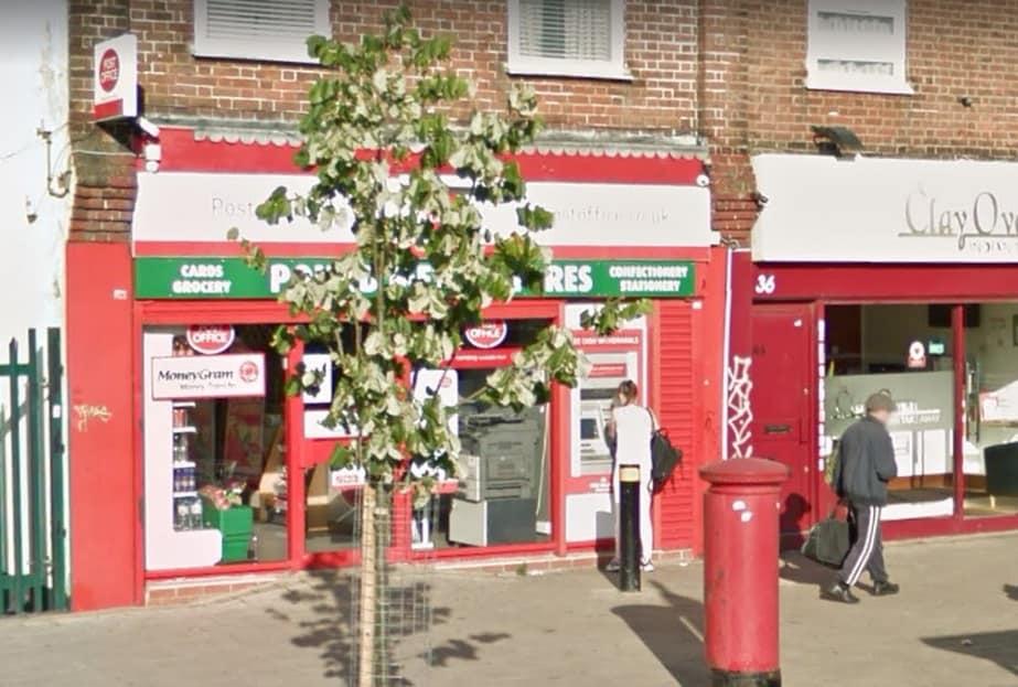 Beacontree Heath Post Office