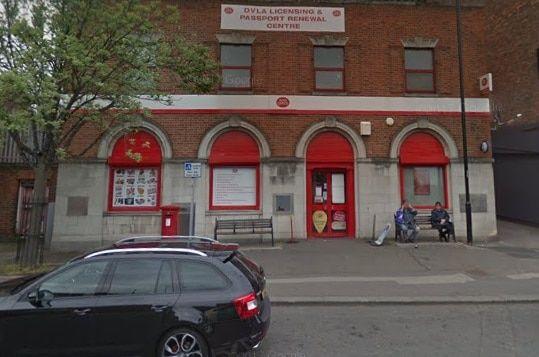 Mexborough Post Office