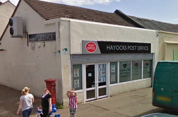 Hayocks Road Post Office