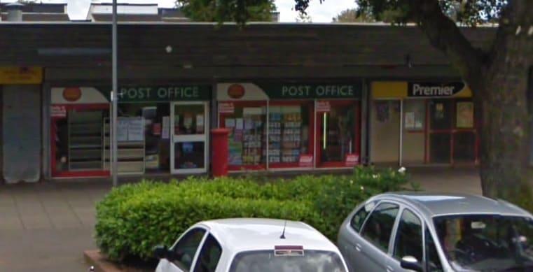 Pennyburn Post Office