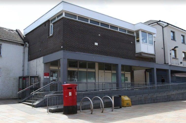 Kilwinning Post Office