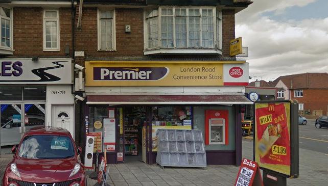 London Road 1761 Post Office