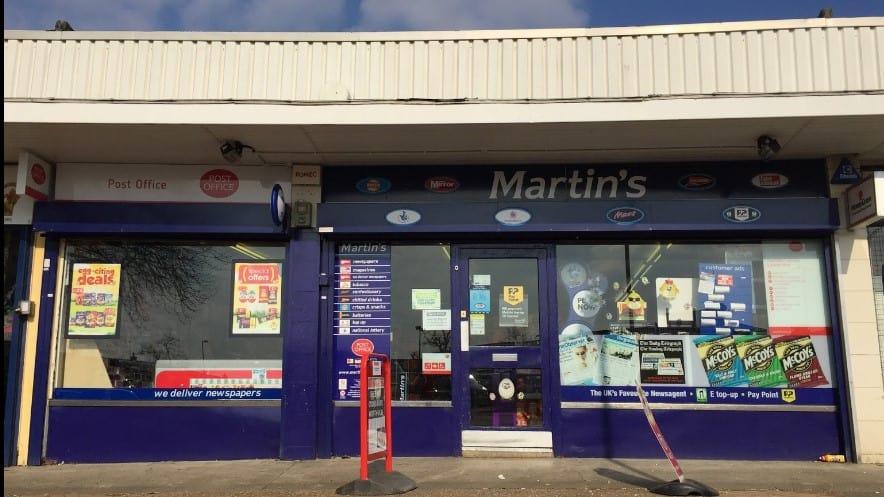 South Hatfield Post Office