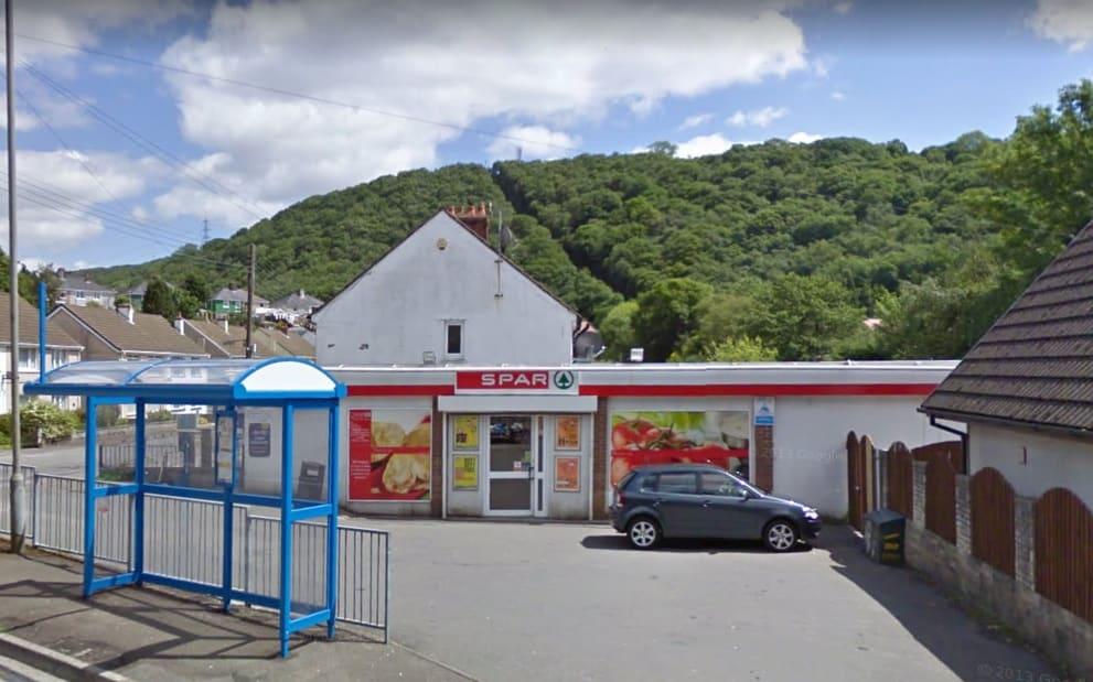 Tonna Post Office