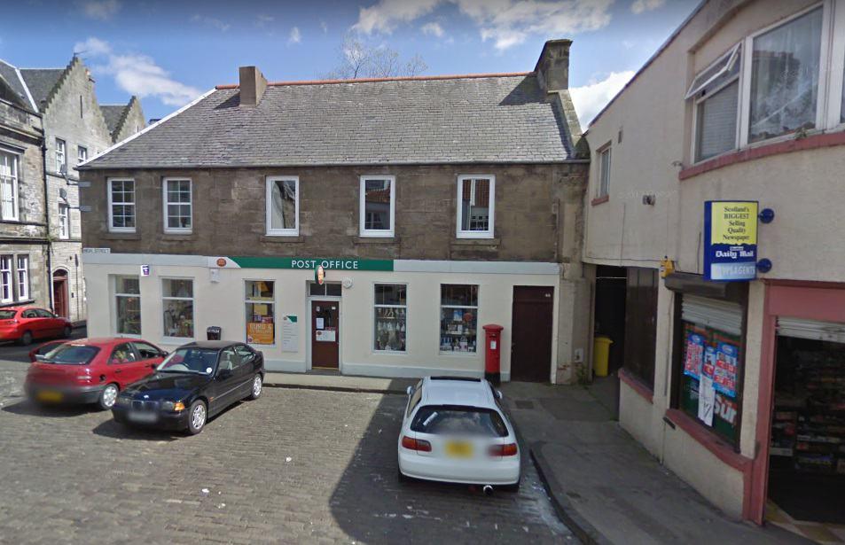 Dysart Post Office
