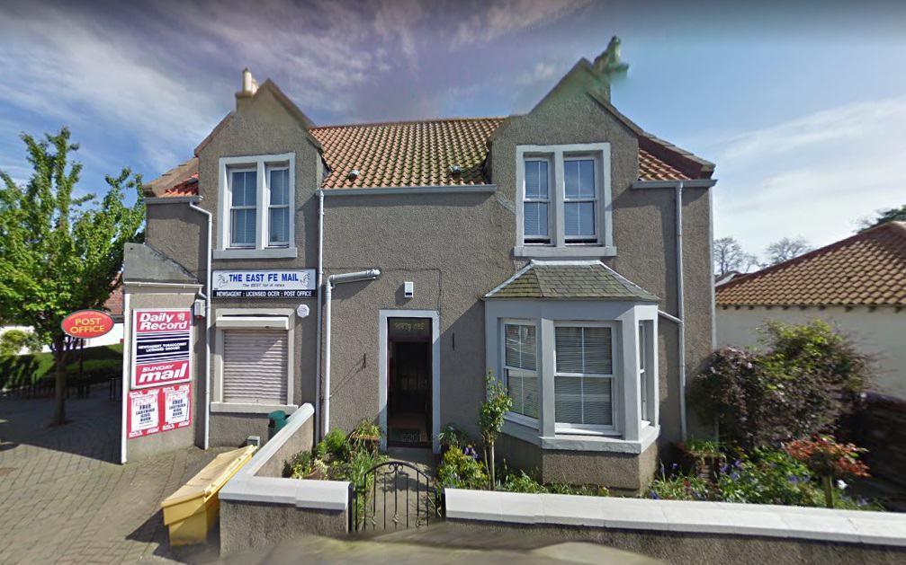 East Wemyss Post Office