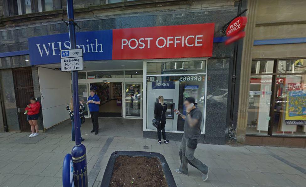 Dunfermline Post Office