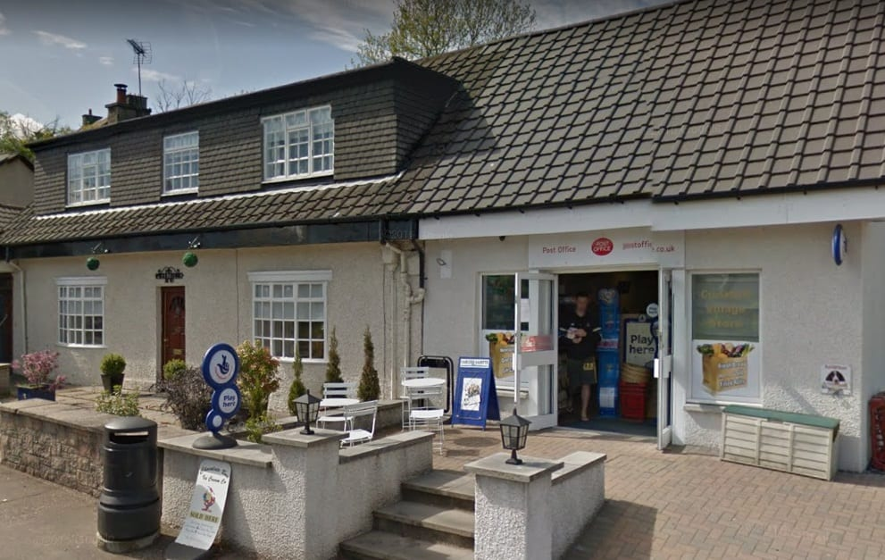 Crossford Post Office
