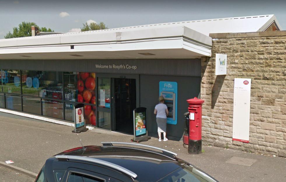 Crossroads Post Office