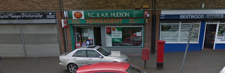 Beckhampton Road Post Office