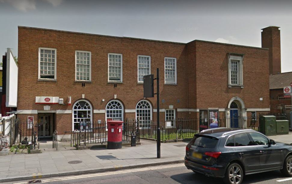 Great Greenford Post Office
