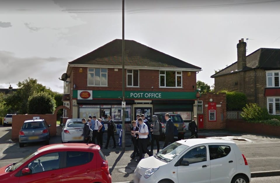 Armthorpe Post Office