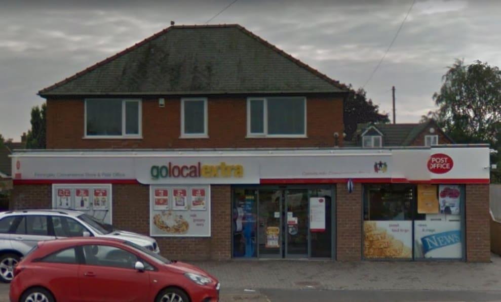 Finningley Post Office
