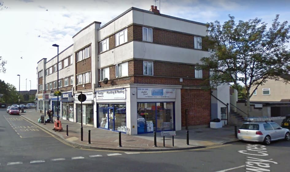 Medway Parade Post Office