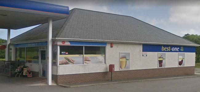 Llwyncelyn Post Office