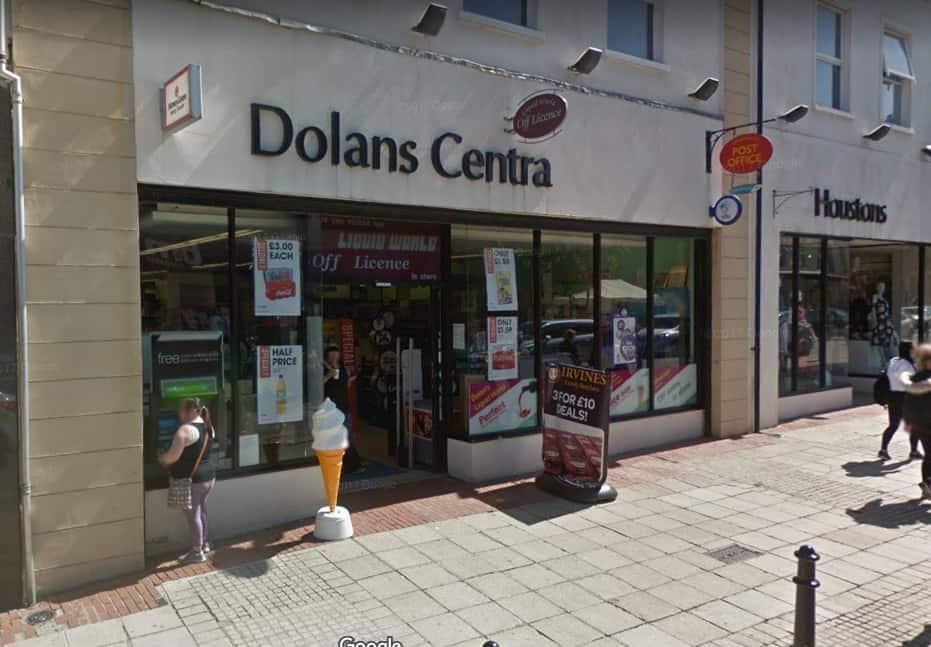 Enniskillen Post Office