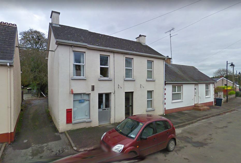 Magheraveely Post Office