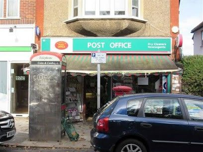Strawberry Hill Post Office