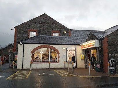 Cullybackey Post Office