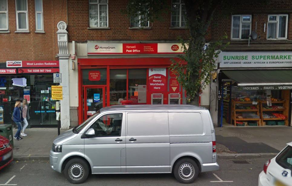 Hanwell Post Office