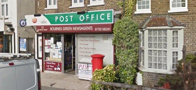 Bournes Green Post Office