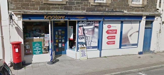 Newburgh Post Office