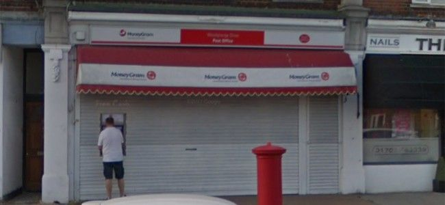 Woodgrange Drive Post Office