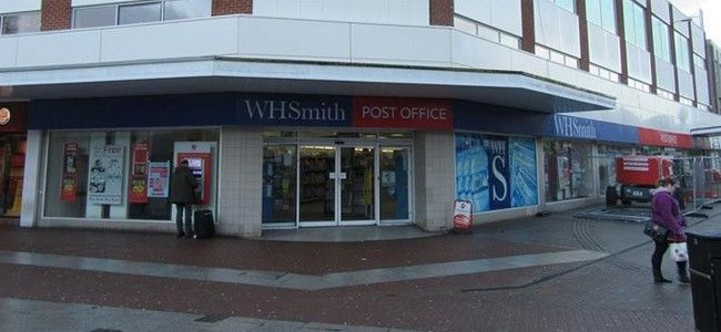 Southend-on-Sea Post Office