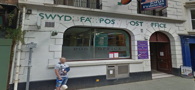 Cardigan Post Office