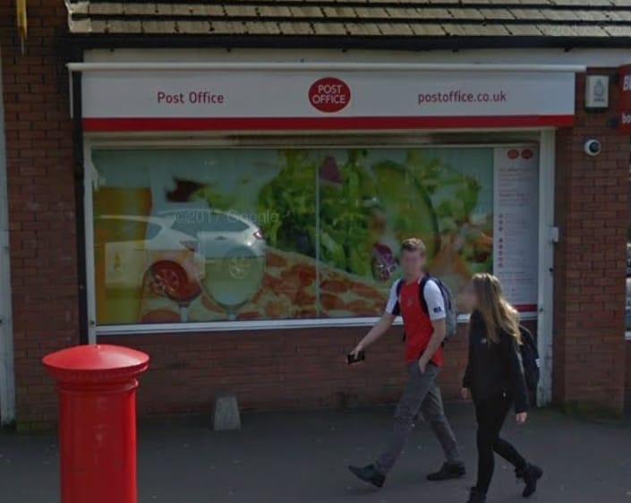 Pentwyn Post Office
