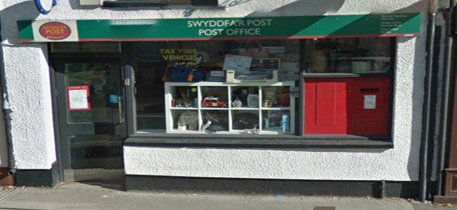 Abersychan Post Office