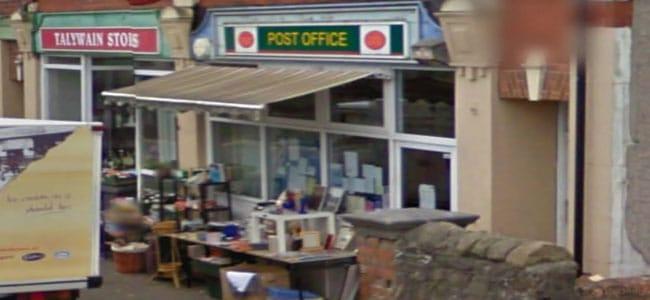 Talywain Post Office
