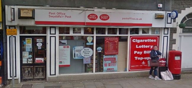 Pontypool Post Office