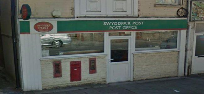 Llanbradach Post Office