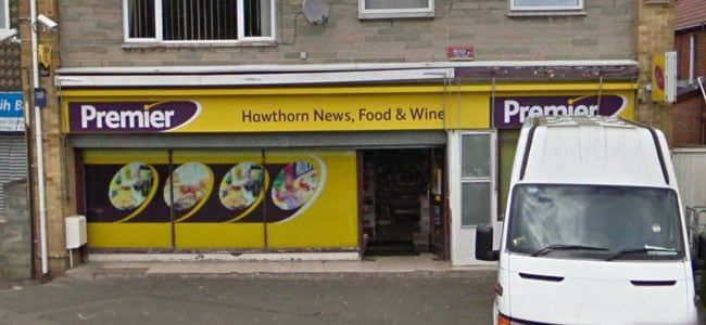 Hawthorn Post Office