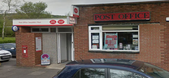Treforest Industrial Estate Post Office