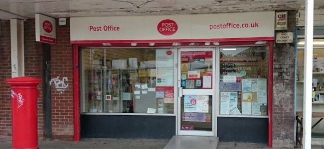 Jordanthorpe Post Office