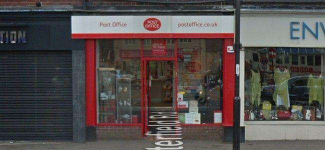Woodseats Post Office