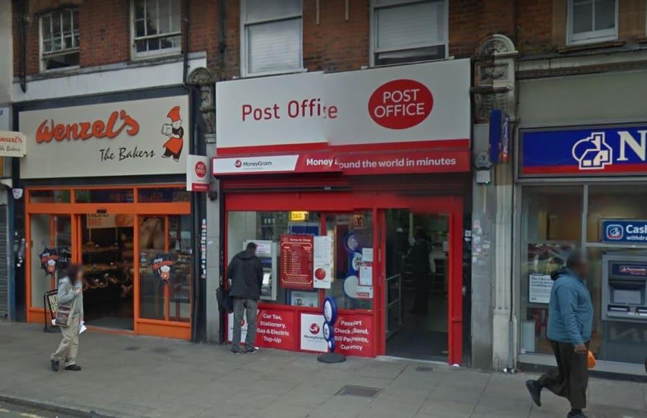 Leeland Road Post Office